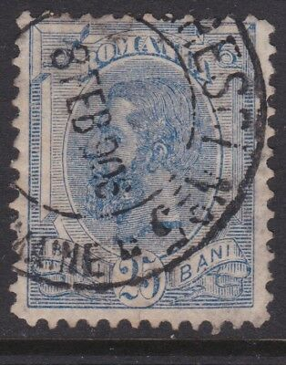 Romania early stamp used