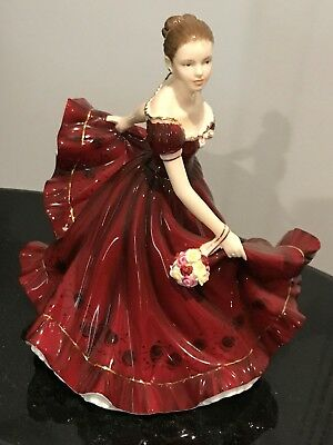 Royal Doulton Pretty Ladies Figure off the year 2010 Sophie HN5376