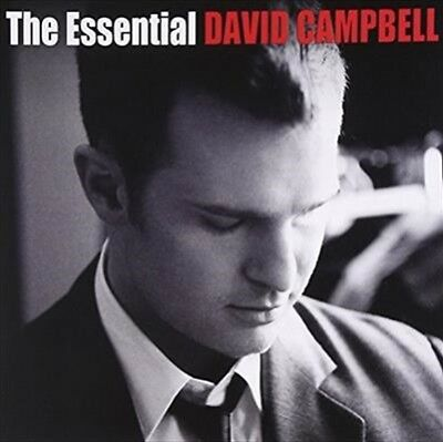 David Campbell (2 Cd) The Essential ~ Greatest Hits / Best Of *New*