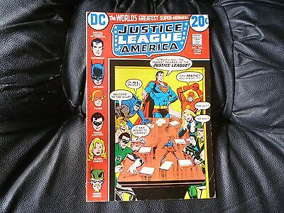 Justice League of America # 105 in very nice condition