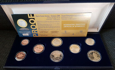 Mds Griechenland Euro - Kms 2011 Pp / Proof