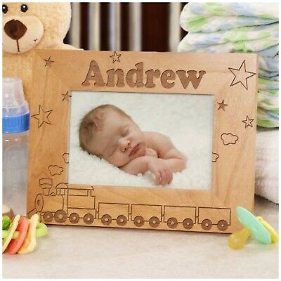 Personalized Gifts for Baby Wood Picture Frame Baby Shower-newborn PG914061