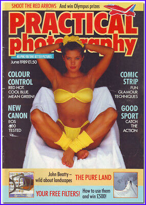 Practical Photography Magazine June 1989
