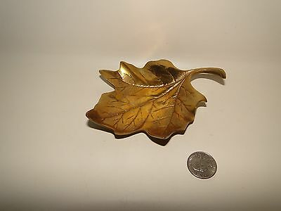 VINTAGE VIRGINIA Brass METAL CRAFTERS The Maple 381, Hampton, VA