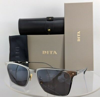 8081fa0f30 Brand New Authentic Dita Sunglasses VOYAGER DRX 2084 B Palladium Navy 55mm  Frame