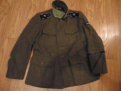 German M42 reproduction tunic