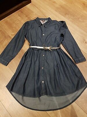 girls ted baker dress age 11 perfect condition