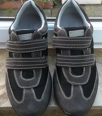 Men's Hotter Trainers Size 9 Size 9 Grey/black
