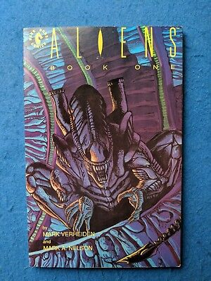Aliens Book One - First Edition 1990