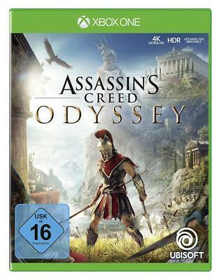 Assassin's Creed Odyssey - Standard Edition---Microsoft XBOX One---Neu und OVP
