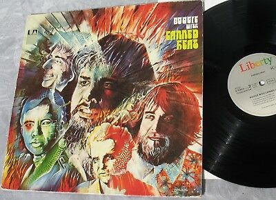 Canned Heat - LP - Boogie with Canned Heat