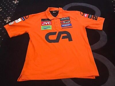 Official Silverstone Albers Spyker Formula One Team Polo Shirt