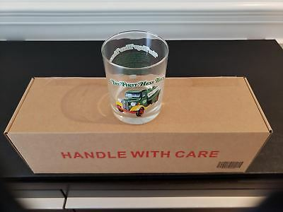 """Hess Truck 2018 85th Anniversary Collectors Edition """"SOLD OUT"""" Free Hess Glass!!"""