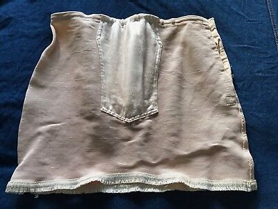 Retro 60s Women's Vintage Underwear Girdle Skirt and Elastic Dress UP RARE Item