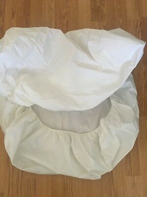 Potty Training Fitted Cot Bed Sheet