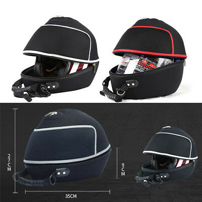 Motorcycle Bike Backpack Moto Bag Shoulder Helmet Bag Sport Bag Box Case Cover