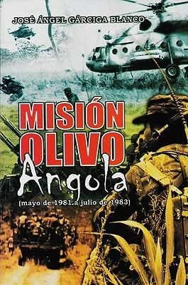 MISION OLIVO ANGOLA Military War Army Air Force Cuba Africa
