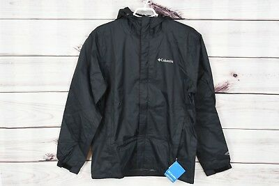 be316924a320 Columbia Timber Pointe Omni-Tech Mens Rain Hooded Waterproof Jacket M-2XL