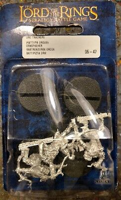Orc Trackers Lord Of The Rings/Middle Earth SBG Games Workshop