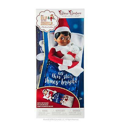 The Elf on the Shelf Claus Couture Collection Scout Elf Slumber Set