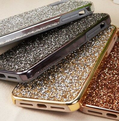 Studded Rock Crystal Bling Rhinestone Case Cover for iPhone Xs Max (10s max)