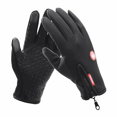 Winter Warm Windproof Anti-slip Thermal Touch screen Gloves Mall UK