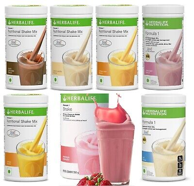 HERBALIFE Formula 1 Shake for Weight Control 550 gm ( Fast Delivery)