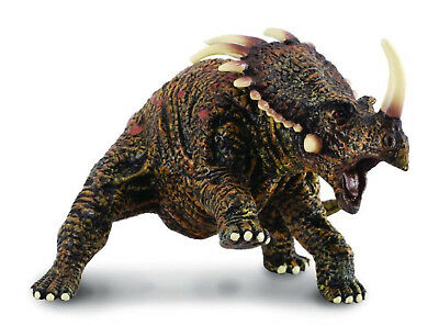 STYRACOSAURUS Dinosaur Model by CollectA 88147 HAND PAINTED DETAILED BNWT