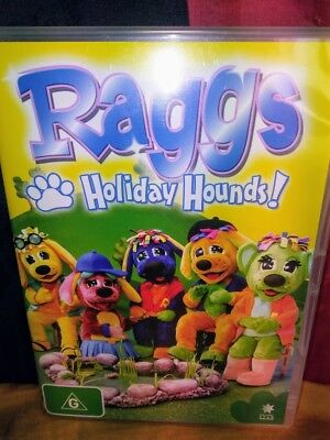 Raggs - Holiday Hounds (DVD, 2007)