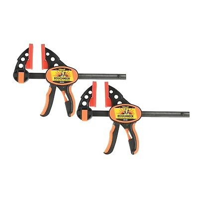 Pro-Grade ~ 59154 ~ Mini Ratcheting Spreading Bar Clamp ~ 4-Inch ~ 2-Pack