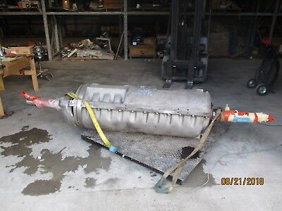 Byron Jackson 8X10X14 Hpb Boiler Feed Pump 12 Stage Stainless Rebuilt By Eps