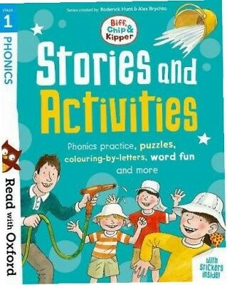 Read with Oxford: Stage 1: Biff, Chip and Kipper: Stories and Activities:...