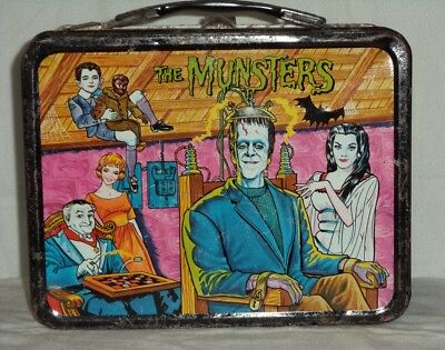 1965 Munsters Lunchbox made in USA