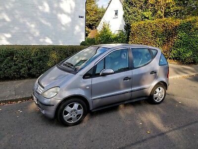 Mercedes A-160 Elegance, packed with extras + low milage