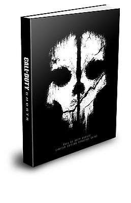 Call of Duty: Ghosts Limited Edition Strategy Guide Hardcover