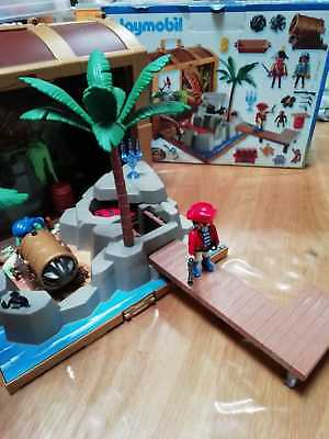 PLAYMOBIL Piraten Schatztruhe ( 4432)