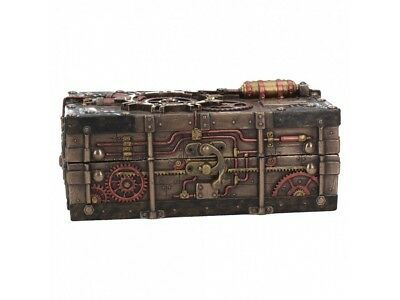 The Enigma Vault Steampunk Box