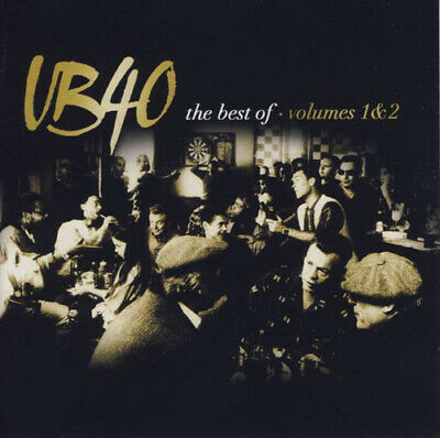 UB40 : The Best of Ub40 Volumes 1 and 2 CD 2 discs (2005) ***NEW*** Great Value