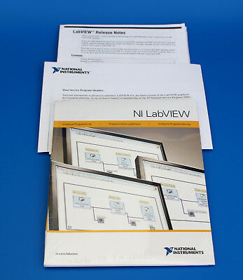 NEW National Instruments NI LabVIEW 8.6 Development Platform for VISTA/XP/2000
