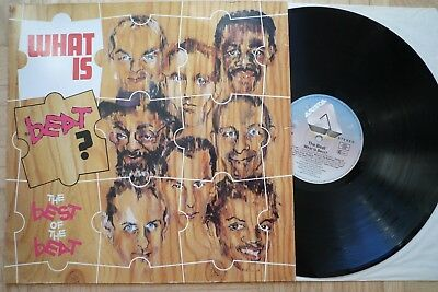 The Beat LP What is..Best of SKA Mirror in Bathroom Tears of a clown REGGAE MOD