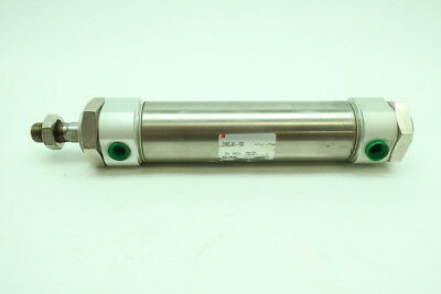 Smc CM2L40-100 Double Acting Pneumatic Cylinder 40mm 100mm 145psi
