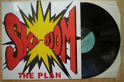 "SKA-BOOM 12"" The Plan 1989 Staccato Neo Ska Loafers Maroon Town Laurel Aitken"