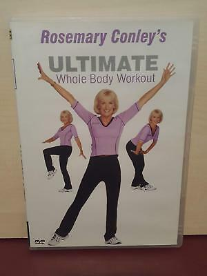 391b72d13252a ROSEMARY CONLEY S REAL Results Workout DVD (2009) Rosemary Conley ...