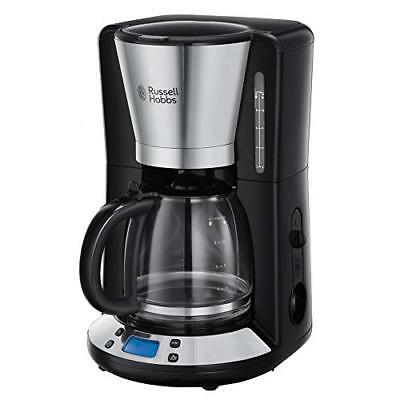 Russell Hobbs Victory Cafetière Filtre, réf 24030-56, Technologie WhirlTe ...