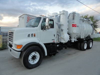 2001 Vaccon Industrial Loader Wet/Dry vacuum truck Excavation & Hydro-Excavation