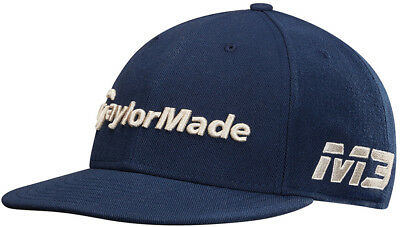446e0a2a9a8a2 TAYLORMADE NEW ERA 9Fifty Snapback Hat Black M3 TP - New 2018 ...