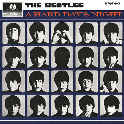 The Beatles : A Hard Day's Night CD Remastered Album (2009) ***NEW***