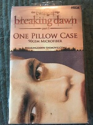 NECA Pillow Case Twilight Saga Edward Cullen Breaking Dawn Part 1