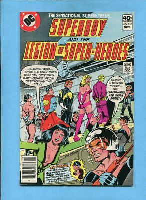 Superboy & The Legion Of Super-Heroes #257 DC Comics November 1979