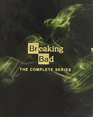 CRANSTON,BRYAN-Breaking Bad: The Complete Series Blu-Ray NEW